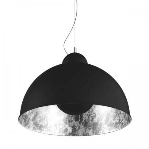 LAMPĂ INTERIOR (ÎNGRIJIRE) ZUMA LINE ANTENNE PENDANT TS-071003P-BKSI (nuanță argintie în interior)