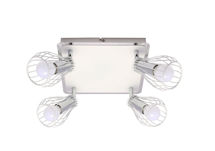 LAMPĂ INTERIOR (CEILING) ZUMA LINE OSCAR CEILING CK170519-4