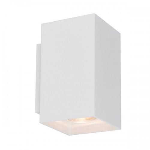 LAMPĂ INTERIOR (KINKIET) ZUMA LINE SANDY WL SQUARE WALL 92697 ALB