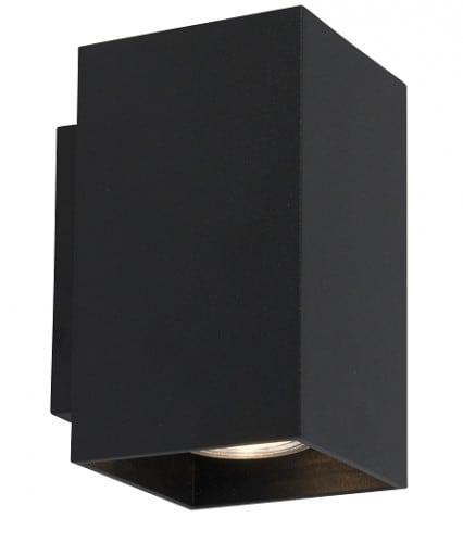 Lampa interioara (KINKIET) ZUMA LINE SANDY WL SQUARE WALL 92698 BLACK