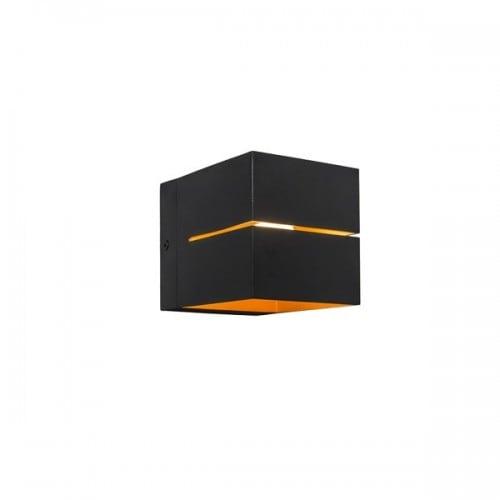 LAMPA INTERIOR (SPOT) ZUMA LINE TRANSFER WL 2 91067 (negru)