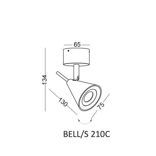 Reflector BELL / S 210C