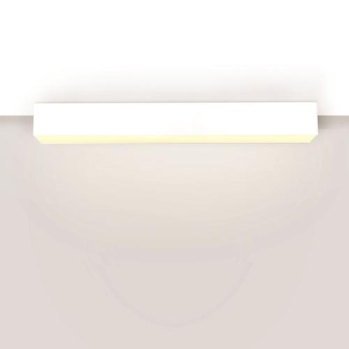 Lampă de tavan liniară LUPINUS / N SQ 115 L-600 DP