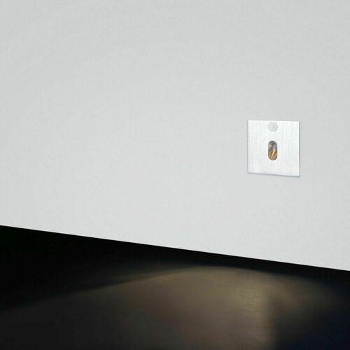 Lampă de scară, comunicare cu un senzor de mișcare LESEL 001 XL cu o piesă. trafic