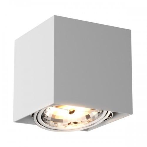 LAMPĂ INTERIOR (SPOT) ZUMA LINE BOX SL 1 SPOT 89947 (alb) - Alb