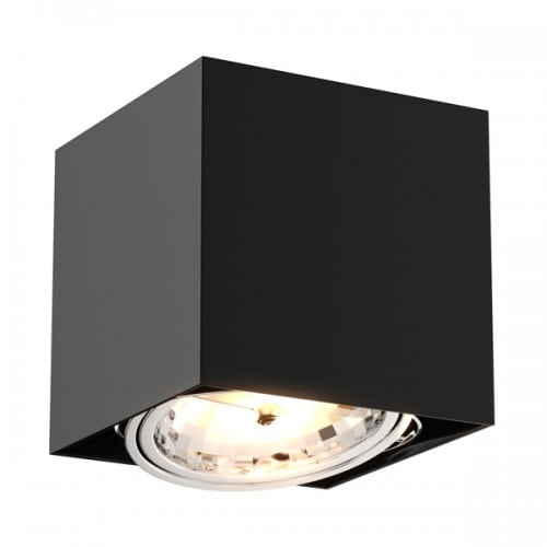 LAMPĂ INTERIOR (SPOT) ZUMA LINE BOX SL1 SPOT 90432 (negru)