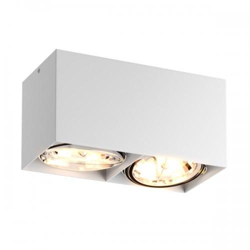 LAMPĂ INTERIOR (SPOT) ZUMA LINE BOX SL 2 SPOT 89949 (alb)