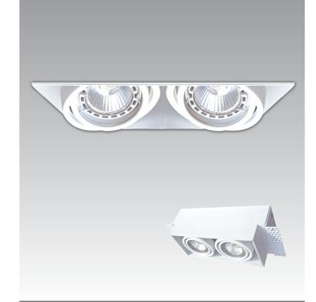 LAMPĂ INTERIOR (SPOT) LINE ZUMA ONEON DL 50-2 SPOT 94362-WH