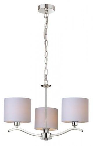 LAMPĂ INTERIOR (BANDĂ) LINIE DE ZUMĂ PENDENT CARMEN RLD94103-3