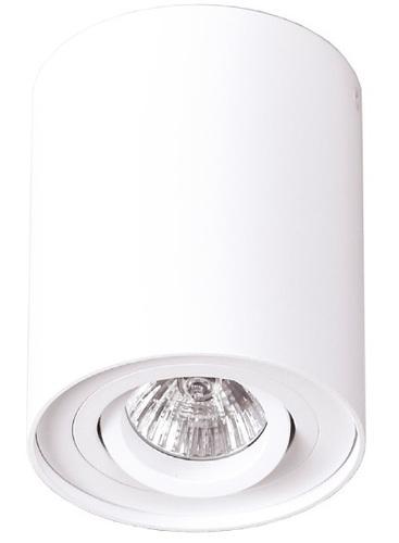 Plafon cilindric alb C0067