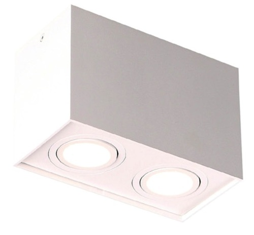 SQUARE DE BAZĂ II WH downlight