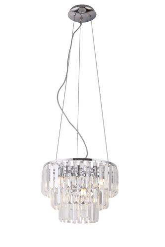 Lampa suspendată Crystal Modern Fontaine