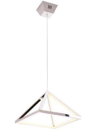Lampa suspendată Peak S Chrome