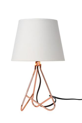 GITTA lampă de masă cupru