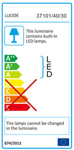 Lucide BELPA-LED IP44 39210/07/11 small 3