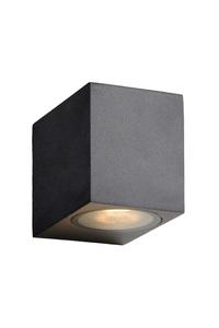 Lucide ZORA-LED 22860/05/30 lampă de perete cub exterior small 0
