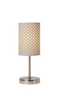 Lampa de masă MODNA alb E27 small 0