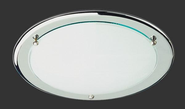 Plafonul clasic alb cromat PRIMO