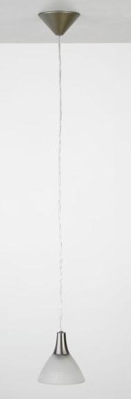 ERIK Lampă cu pandantiv alb