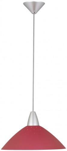 LOGO Lampă cu pandantiv roșu