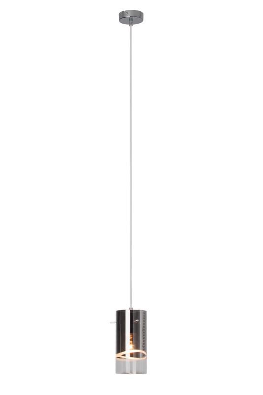 CARLOW Lampa cu pandantiv crom (icicle)