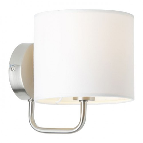 SANDRA Lampă de perete din satin