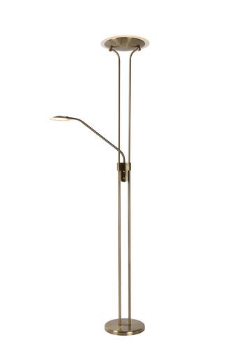Lampa de podea din bronz cu LED CHAMPION