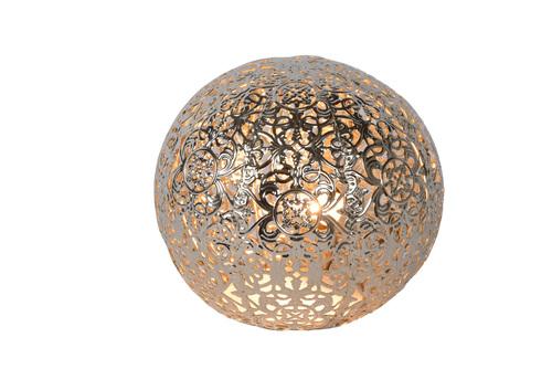 Lampa de masă POLO metal argint G9
