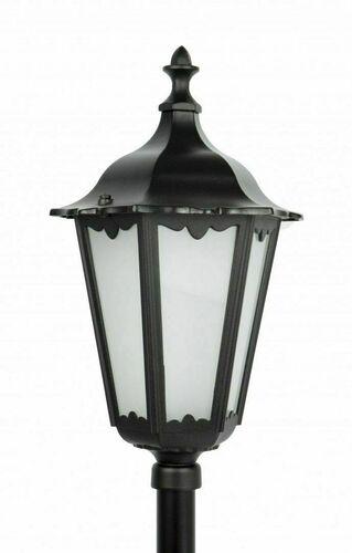 Lampa de grădină Retro Classic K 5002/2 (114 cm) Negru vintage