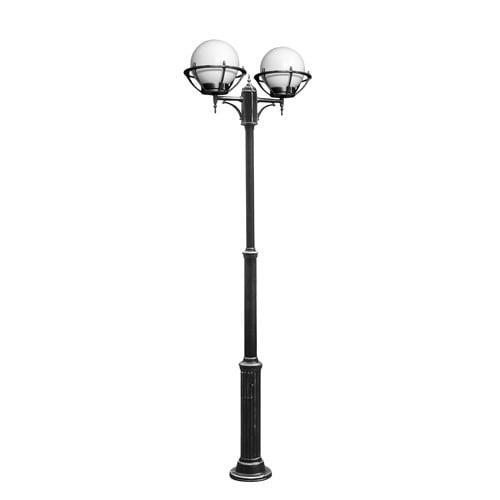 Lanternă reglabilă cu bile în 2 puncte în coșuri (180 - 260 cm) - 200 OGMW2 KPO
