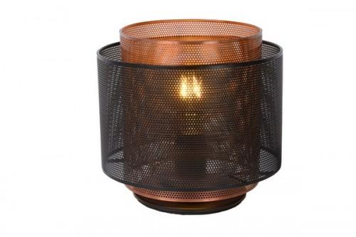 Lampa de masă ORIGIN metal negru E27