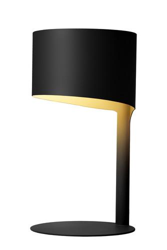 Lampa de masă KNULLE, negru