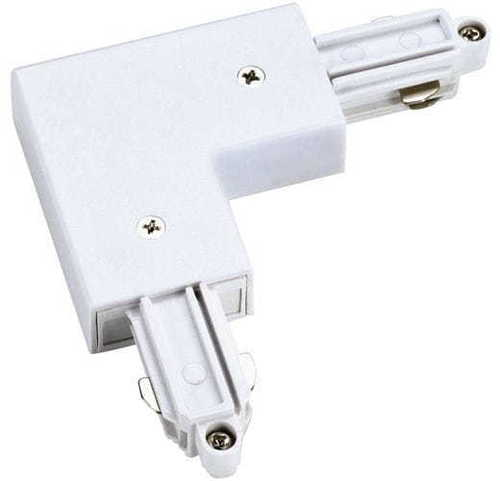 L conector alb pentru barele