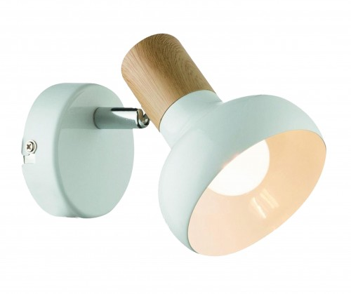 Lampa de perete albă Arezzo