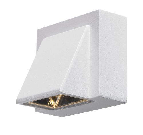CARINA Lampa de perete 1L Alb