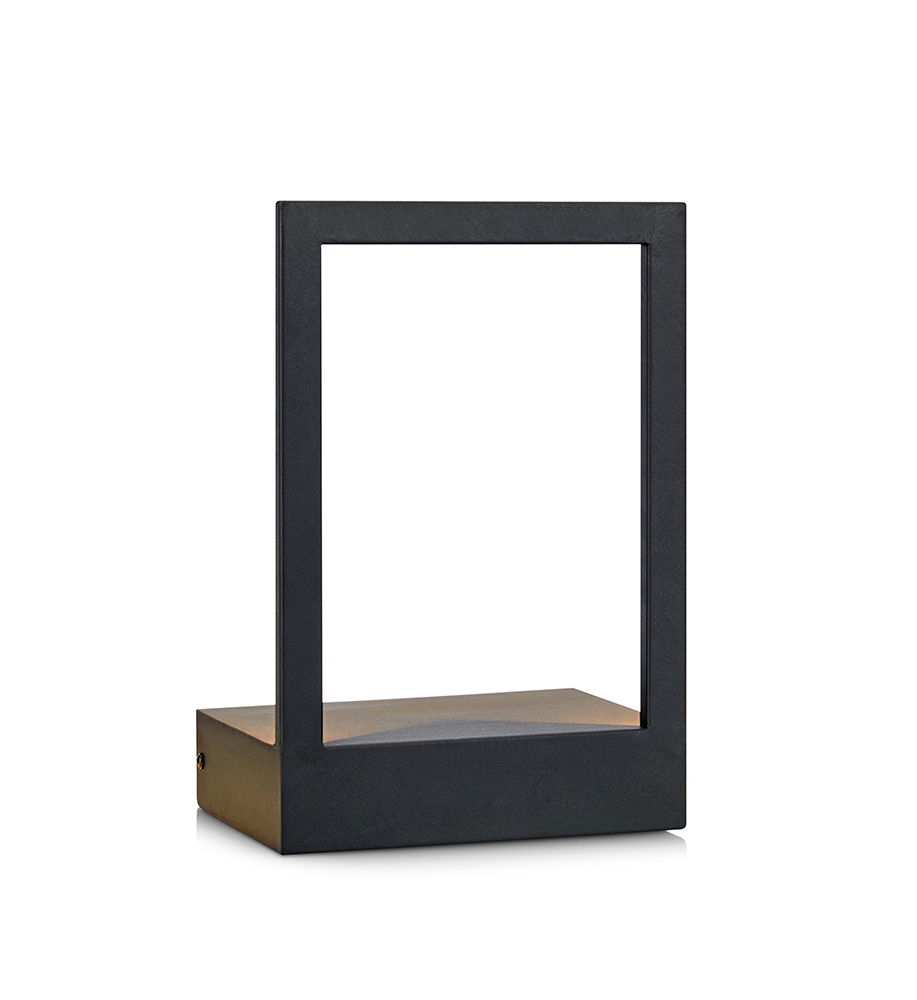 PABLO Lampă de perete LED Negru