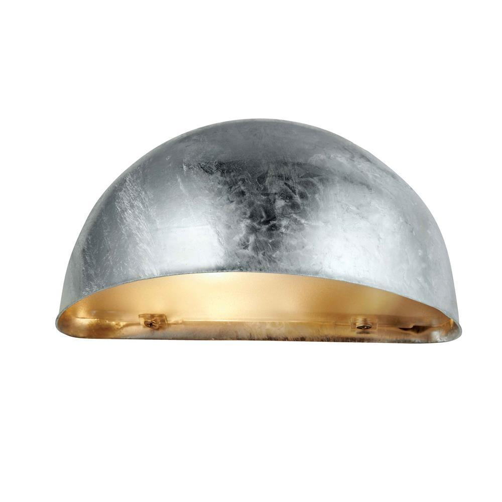STAN Lampă de perete Galvanizată mică