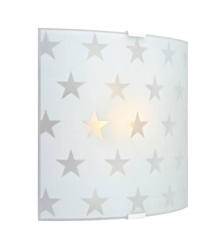 Schiță de perete mată STAR LED