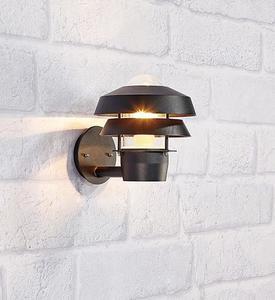 TROY Lampa de perete Negru small 1