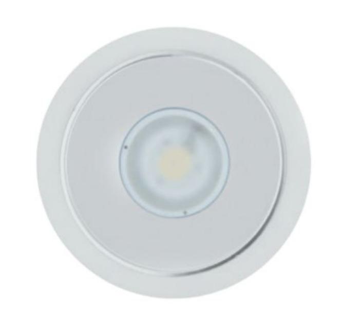 Corp de iluminat încastrat Vario Lumen IP44 alb, configurabil Nou