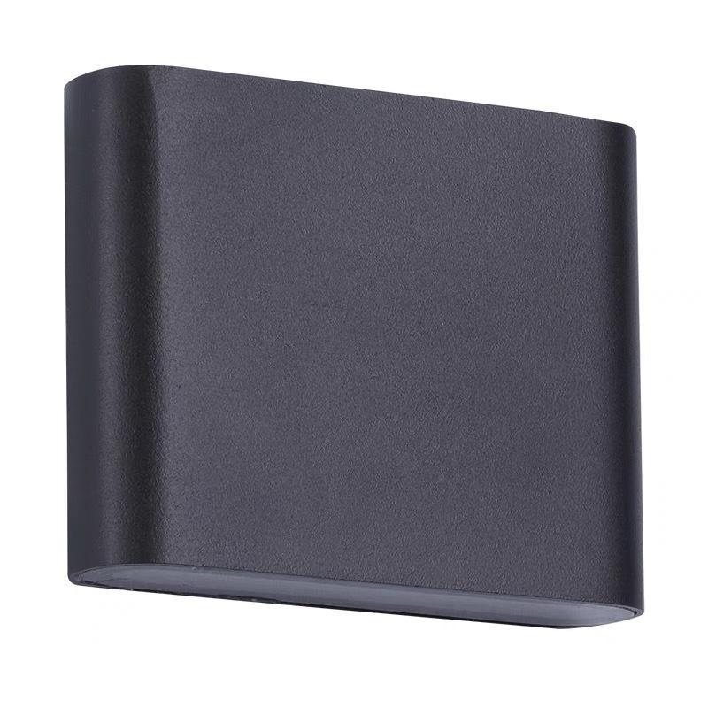 Lampă de exterior Sapri negru IP54