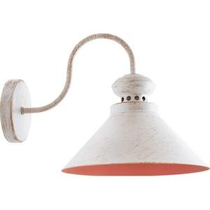 Alb cu aur lampă de perete Frank small 1
