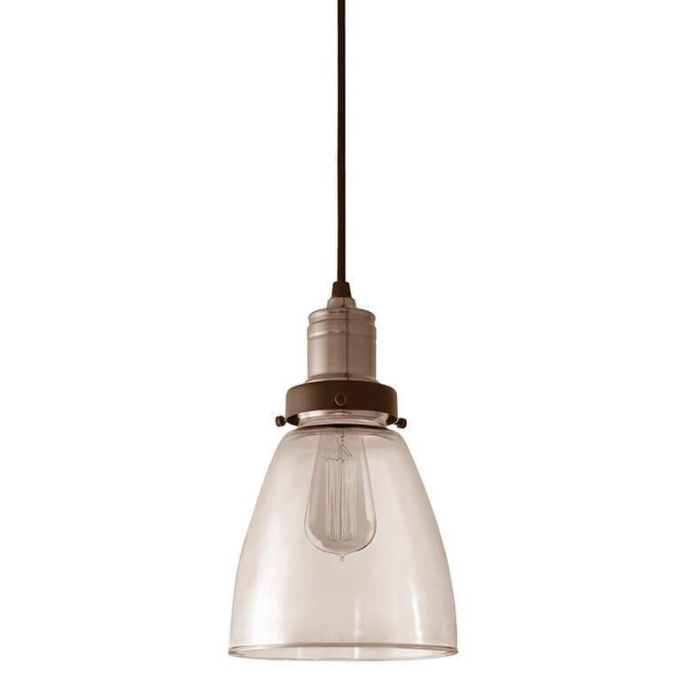 Lampa suspendată Ambre Karen Glass