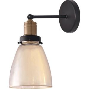 Lampa cu pandantiv din sticlă Ambre small 1