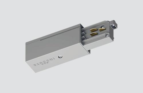 Adaptor de alimentare STUCCHI dreapta 9002 / W alb, negru, gri