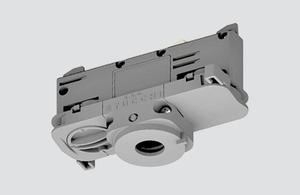 Adaptor de legare DALI 9009 / W STUCCHI cu selector de fază alb, negru și gri small 0