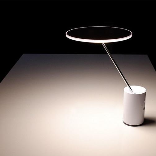 Lampa de masă Artemide SISIFO alb