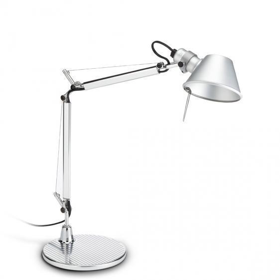 Lampa de birou Artemide TOLOMEO Aluminiu led