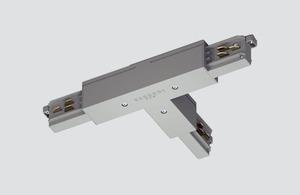 Conector exterior DREPT - tip T, STUCCHI, alb negru, gri small 0