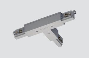 Conector extern stânga - tip T, STUCCHI, alb, gri, negru small 0